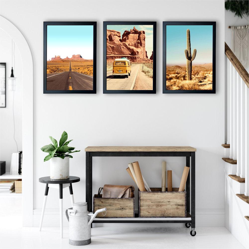 Obraz Wielki Kanion na białej ścianie