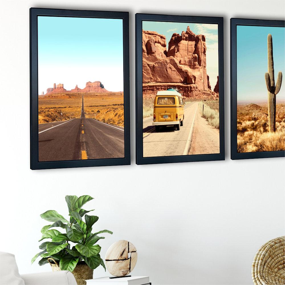 Obraz Wielki Kanion nad stolikiem zbliżenie